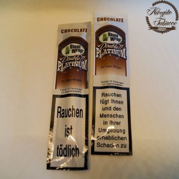 Blunt Wrap, Chocolate