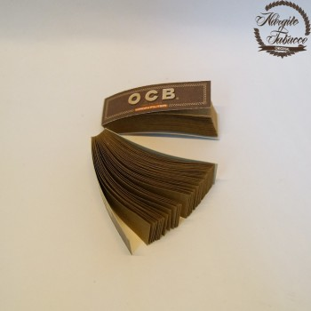 OCB Unbleached Virgin Filtre